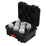 Aputure Accent B7c 8-Light Kit with Charging Case