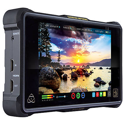 Atomos Shogun Inferno 7 4K HDMI/Quad 3G-SDI/12G-SDI Recording Monitor