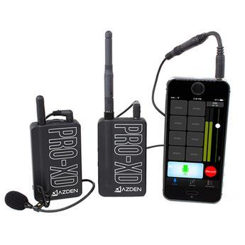 Azden PRO-XD 2.4 GHz Digital Wireless Lavalier System