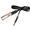 Azden MX-1 Mini Stereo to XLR-M Cable (Black)