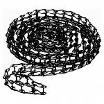 Manfrotto 091MCB Expan Metal Black Chain