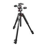 Manfrotto 055 XPRO3  Aluminium 3 Section Tripod with NEW 3-Way Head