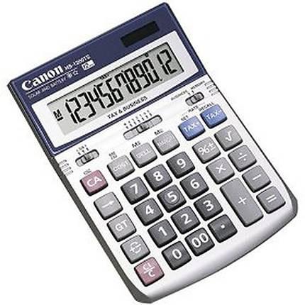 Canon HS-1200TS Desktop Calculator