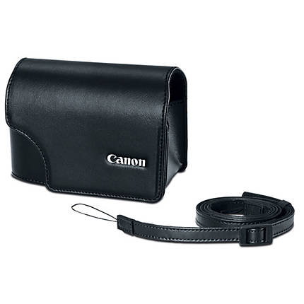 Canon PSC-5500 Deluxe Leather Case for G7 X Mark II Digital Camera