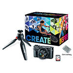 Canon PowerShot G7 X Mark II Video Creator Kit