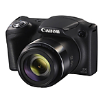 Canon PowerShot SX420 IS Digital Camera - Black