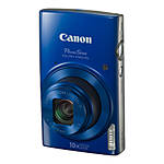 Canon PowerShot ELPH 190 IS Digital Camera - Blue