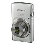 Canon PowerShot ELPH 180 Digital Camera - Silver