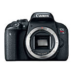 Canon EOS Rebel T7i Digital SLR Camera - Body Only