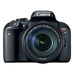 Canon EOS Rebel T7i Digital SLR with 18-135mm f/3.5-5.6 IS STM Lens