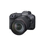 Canon EOS R5 Mirrorless Digital Camera with 24-105mm USM Lens