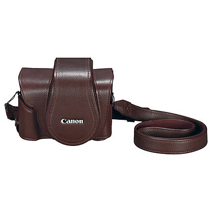 Canon PSC-6300 Deluxe Leather Case