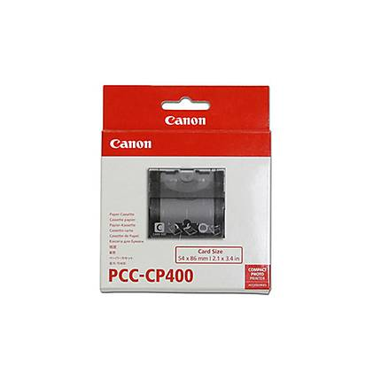 Canon PCC-CP400 Card Size Paper Cassette for SELPHY CP900  and  CP910 Printers