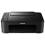 Canon PIXMA TS3120 Wireless All-in-One Inkjet Printer - Black