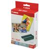 Canon KC-36IP Color Ink  and  Paper Set for Select Compact Photo Printers