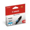 Canon CLI-251 XL High-Capacity Cyan Ink Cartridge