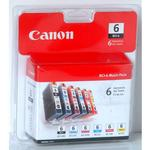 Canon BCI-6 Ink 6-color Multi-pack