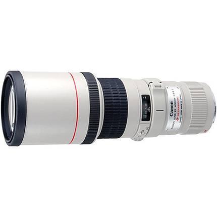 Canon EF 400mm f/5.6L USM Super Telephoto Lens - White