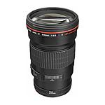 Canon EF 200mm f/2.8L II USM Telephoto Lens - Black
