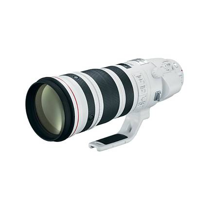 Canon EF 200-400mm f/4L IS USM Extender 1.4X Super Telephoto Lens - White