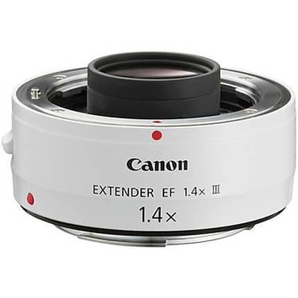 Canon EF 1.4x III Super Telephoto Extender - White