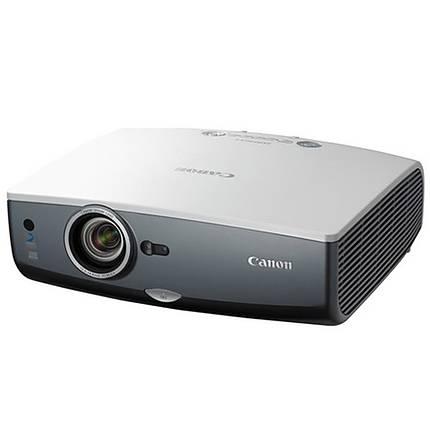 Canon REALiS SX80 Mark II with DICOM Multimedia Projector (Gray)
