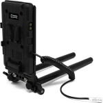 Core SWX Battery Cheeseplate  and  15mm LWS Rod Clamp for BMPCC 6K/4K - V-Mount
