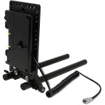 Core SWX Battery Cheeseplate  and  15mm LWS Rod Clamp for BMPCC 6K/4K - AB Mount