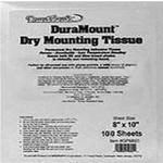 Dry Mount Tissue 8x10 (100)