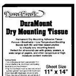 Dry Mount Tissue 11x14 (25)