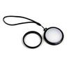 DLC DL-2572 72mm White Balance Disk And Lens Cap
