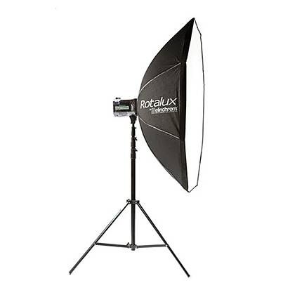 Elinchrom 53 Inch Rotalux Junior Octa Softbox With 2 Diffusers