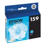 Epson 159 UltraChrome Hi-Gloss 2 Cyan Ink Cartridge for R2000