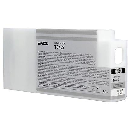 Epson T642 Ultrachrome HDR Light Black Ink Cartridge