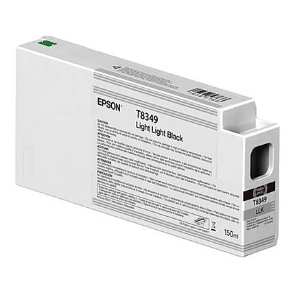 Epson Ultrachrome HD Light Light Black Ink Cartridge (150 ML)