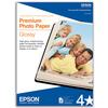 Epson 5x7 Borderless Premium Glossy Paper - 20 Sheets
