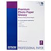 Epson 17x22 Premium Glossy Paper - 25 Sheets