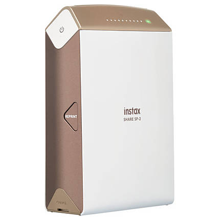 Fujifilm SP-2 Instax SHARE Smartphone Printer - Gold