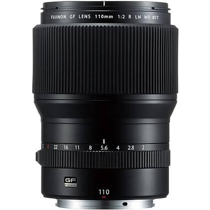 Fujifilm GF110mm F/2 R LM WR Lens