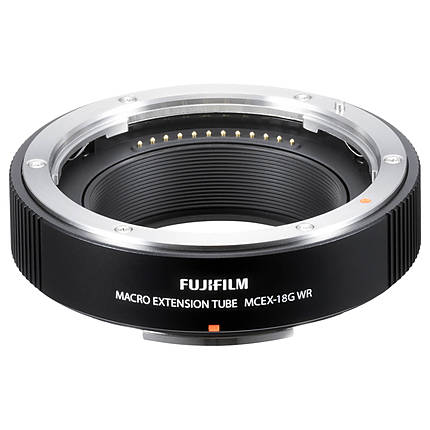 Fujifilm MCEX-18G WR Macro Extension Tube For GF