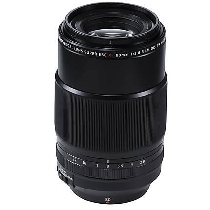 Fujifilm XF 80mm F2.8 R LM OIS WR Macro Lens
