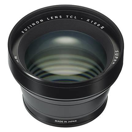 Fujifilm TCL-X100 II Tele Conversion Lens (Black) for X100F