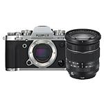 Fujifilm X-T3 Body w/ XF16-80mm F4 R OIS WR Lens Kit Silver