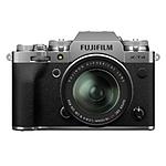 Fujifilm X-T4 Mirrorless Digital Camera with XF18-55mmF2.8-4 Kit (Silver)