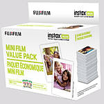 Fujifilm Instax Mini Instant Film (6 single pks- 60 pictures)