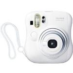 Fujifilm Instax Mini 25 Camera (White) uses Mini Film