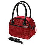 Fujifilm Instax Camera Fashion Bowler Bag (Red)