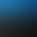 Flotone 31x43in Gulf/Black Graduated Background