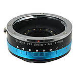 Fotodiox Pro Lens Mount Adapter - Canon EOS (EF / EF-S) D/SLR Lens to Sony E