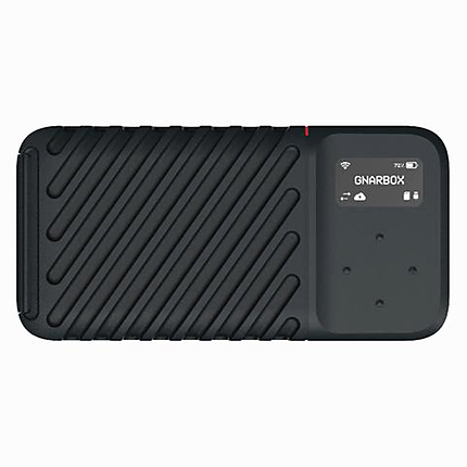 GNARBOX 2.0 SSD (512GB) Rugged Backup Device